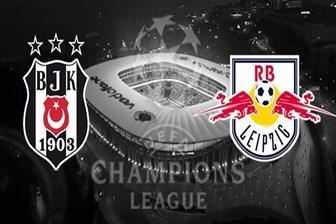 Beşiktaş'ın Şampiyonlar Ligi maçı saat kaçta, hangi kanalda?