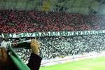 Konyaspor taraftarından sürpriz İzmir Marşı kararı!
