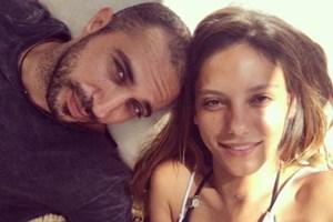 Ünlü oyuncu İzmir'deki kır düğünü ile evlendi!