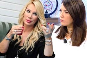 Yeşim Salkım'dan Seda Sayan'a videolu tehdit
