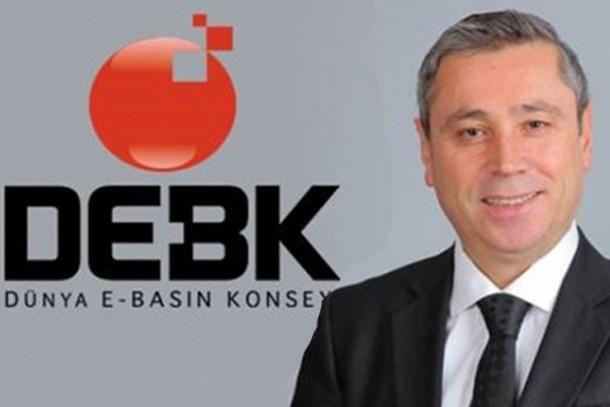 DEBK Başkanı Hasan Taşkın'dan 10 Ocak mesajı: Basın özgürlüğün sesidir!