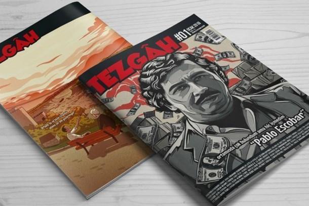 Yeni bir dergi yayın hayatına girdi! Yazar kadrosunda hangi ünlü isimler var? (Medyaradar/Özel)