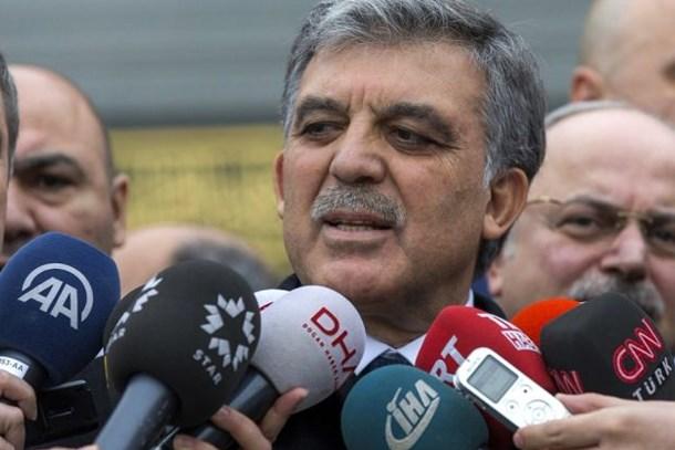 Abdullah Gül'den flaş AYM açıklaması!