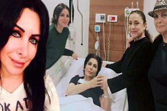 Kanserle savaşan Nuray Hafiftaş'a sürpriz ziyaret!
