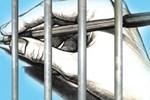 Akit muhabiri cezaevine girdi