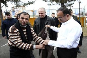 Başbakan Yardımcısı Bozdağ, Yozgat'ta