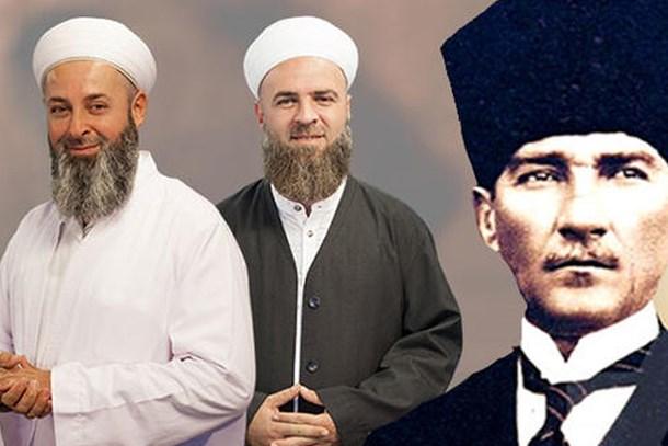 İsmailağa cemaati TV'sinde Atatürk'e hakaret!