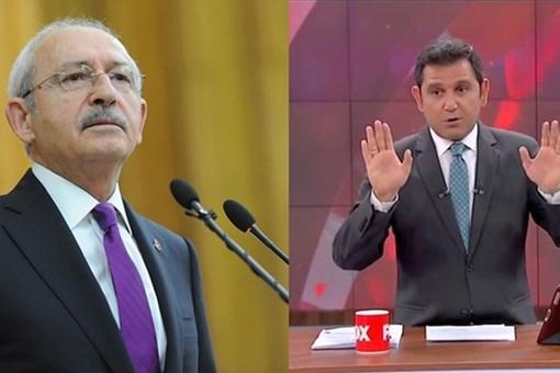 Fatih Portakal'dan Kılıçdaroğlu'nun sözlerine tepki