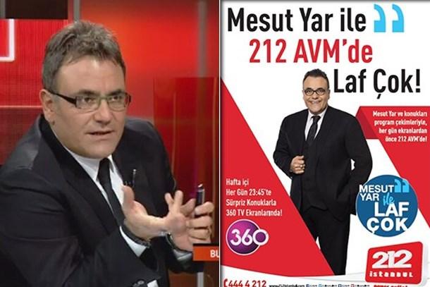 Mesut Yar ile 212'de Laf Çok