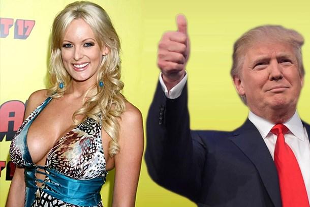 Cinsel içerikli film yıldızı, Trump'ın yatak sırlarını anlattı!