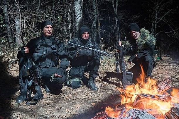 Afrin operasyonu film oluyor: Bordo Bereliler 2 Afrin