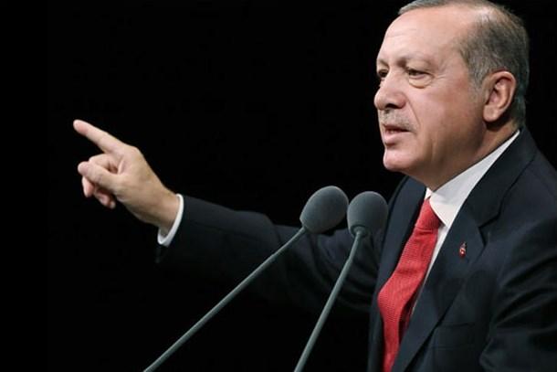 Erdoğan'ı kızdıran KKTC gazetesinin alçak manşeti!