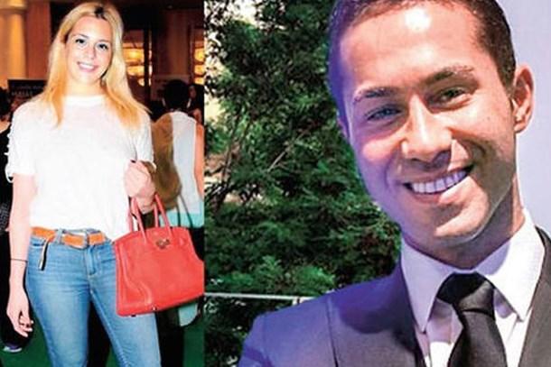 Cem Garipoğlu'nun kuzeni sevgilisini darp etti!
