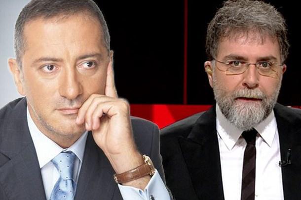 Fatih Altaylı Ahmet Hakan'ı topa tuttu: Orada atari mi oynuyorlar beyefendi?