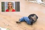Balçiçek İlter'le Olay Yeri'nde talihsiz anlar! Muhabir canlı yayında yere yuvarlandı!