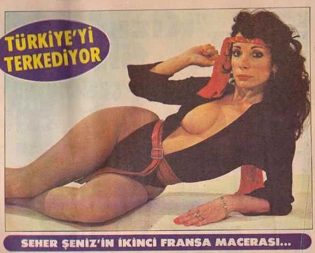 Playboy'a soyunan ilk Türk kadın Seher Şeniz'in hikayesi yürekleri burktu