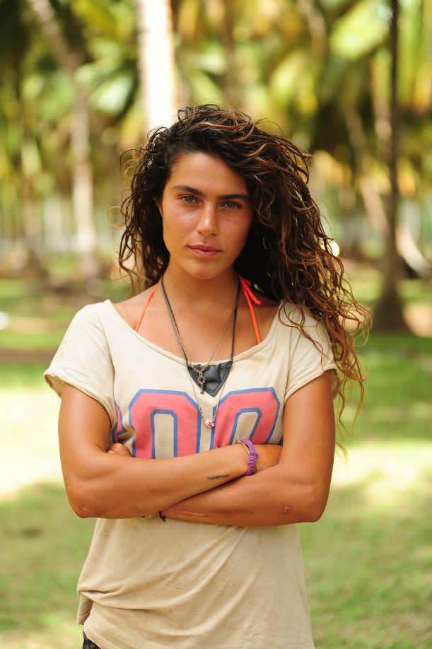 Türk erkeklerinin gözde ismi Serenay Aktaş, Alman modelle aşk yaşıyor