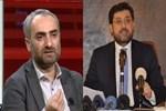 Murat Hazinedar ve İsmail Saymaz canlı yayında fena kapıştı
