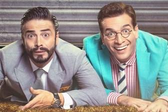 Ahmet Kural ve Murat Cemcir'li 'Ailecek Şaşkınız'dan ilk teaser geldi