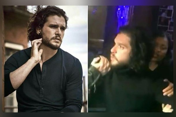 Game of Thrones'un Jon Snow'u kovuldu