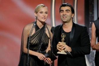 Fatih Akın, Altın Küre ödülü ile Twitter'a damga vurdu