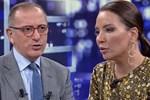 Fatih Altaylı'dan Nilgün Bodur'a canlı yayında şok sözler! 'Ben de okudum, fenalık geldi'