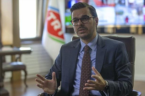 TRT Genel Müdürü Eren: TRT World Forum bir dünya markasına dönüştü!