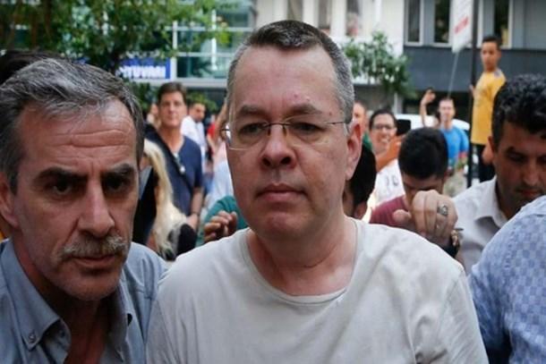 ABD basınından bomba iddia: ABD ile Türkiye Rahip Brunson konusunda anlaştı!