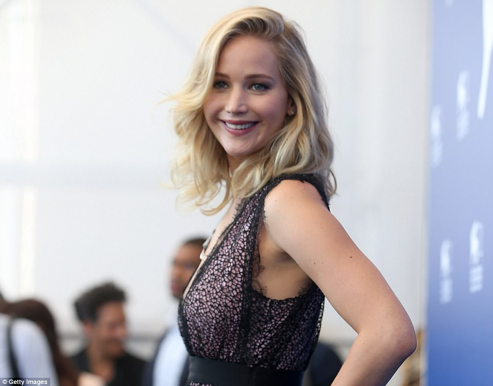 Jennifer Lawrence'den olay itiraf: Röntgenci gibiyim