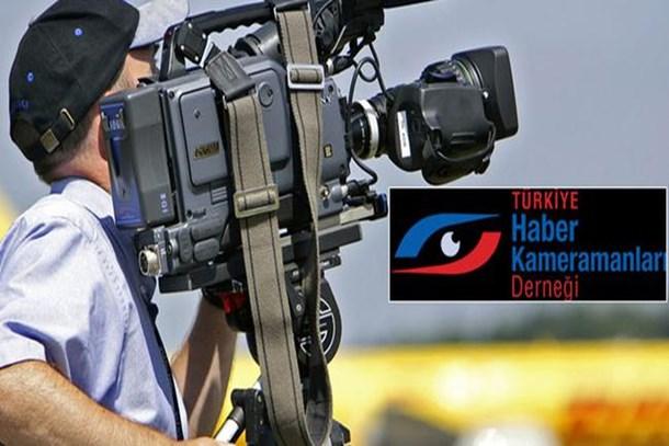 Haber Kameramanları Derneği Başkanı Polatel güven tazeledi!