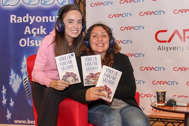 Şebnem Burcuoğlu'ndan yeni kitap: Süreya Kuaför Salonu!