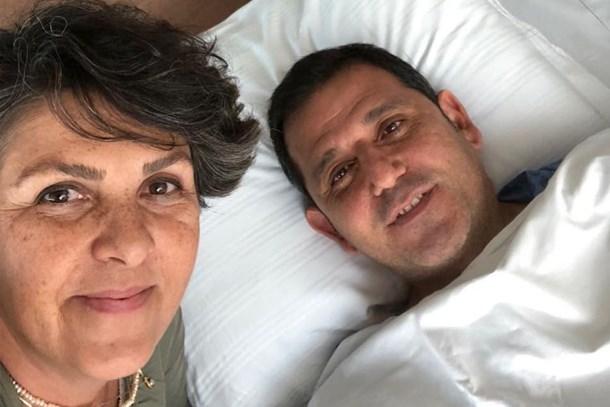 Fatih Portakal ameliyat oldu, hastaneden paylaştı!