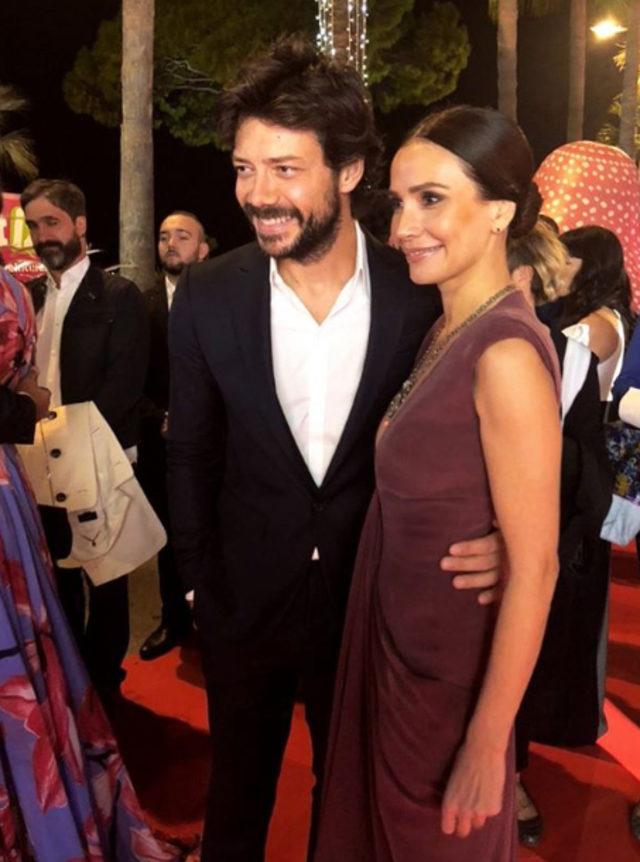 Songül Öden'in Cannes şıklığı!