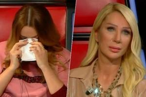 O Ses Türkiye'de gözyaşları sel oldu!