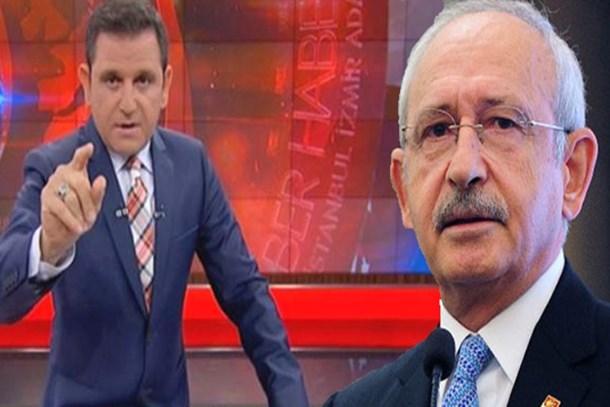 Fatih Portakal'ın Kılıçdaroğlu'na 'Andımız' tepkisi sert oldu: Cesaretsiz lider!
