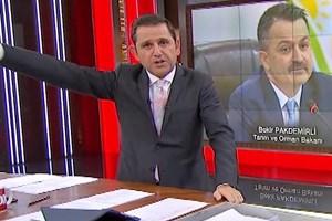 Fatih Portakal'ın akreditasyon isyanı