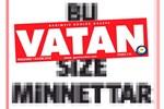 Okurlarına böyle veda etti! İşte kapanan Vatan Gazetesi'nin son sayısı!