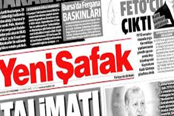 Yeni Şafak muhabirinden skandal Atatürk paylaşımı: Hayatı düşmanlıkla geçti! (Medyaradar/Özel)