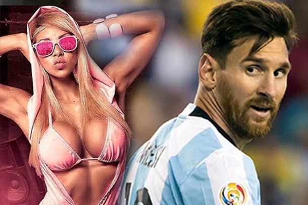 Ünlü modelden olay itiraf: Messi yatakta ölü gibiydi!