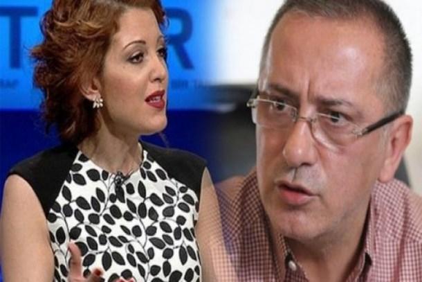 Nagehan Alçı 'Dosdoğru'yu yazdı, Fatih Altaylı'yı yalanladı: Ceset yok ama ceza var!
