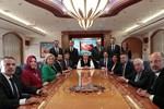 Erdoğan'dan tartışma yaratan uçağın içinden ilk fotoğraf! Genişliği dikkat çekti!