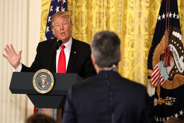 CNN'den Trump'a dava