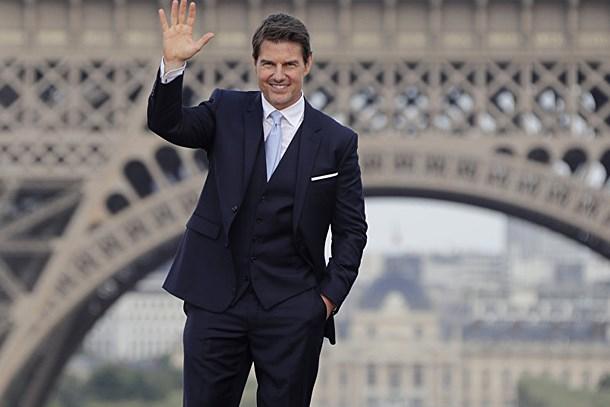 Boyu kısa bulunan Tom Cruise başrolden alındı!