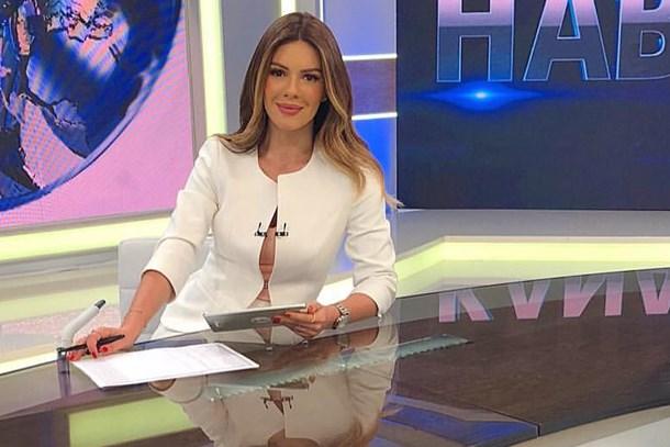 Kanal D Haber spikerinin acı günü! Beşiktaş'tan başsağlığı mesajı!
