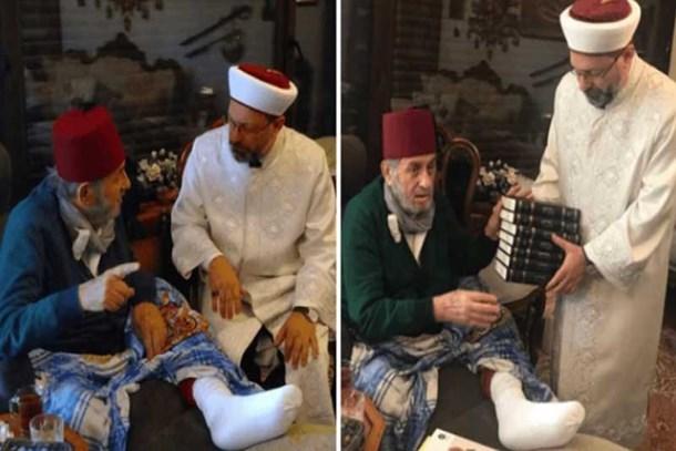 Sıradışı müftüden Kadir Mısıroğlu'na sert çıkış: Ya ruh hastası, ya İngiliz uşağı!