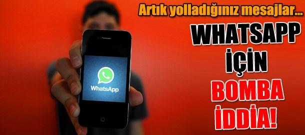WhatsApp için bomba iddia! Artık yolladığınız mesajlar...