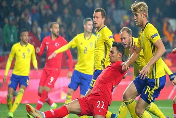 Türkiye-İsveç maçı için flaş iddia! Hakem bana 2 penaltı sözü verdi!