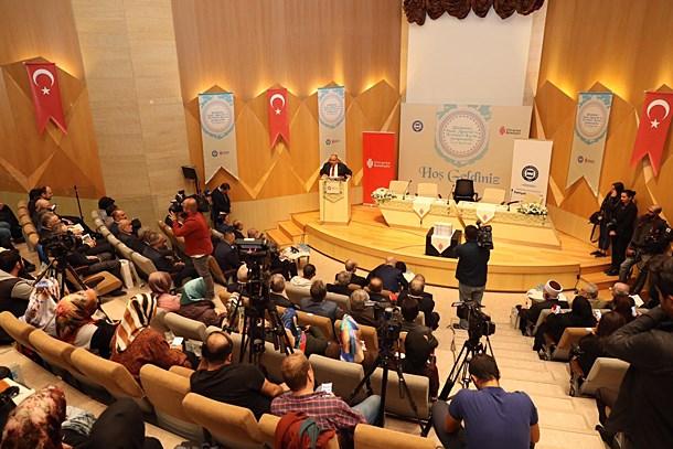 Uluslararası İmam Maturidi ve Te'vilatü'l-Kur'an Sempozyumu düzenlendi