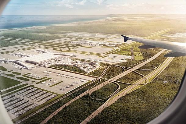 İstanbul Havalimanı film setlerinin aranan mekanı olacak! Ücret tarifesi belirlendi...