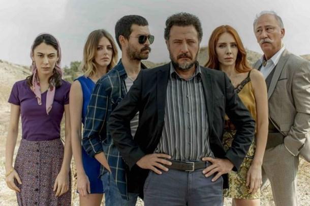 Blutv'nin yeni polisiye dizisinin ilk teaser'ı yayınlandı! (Medyaradar/Özel)